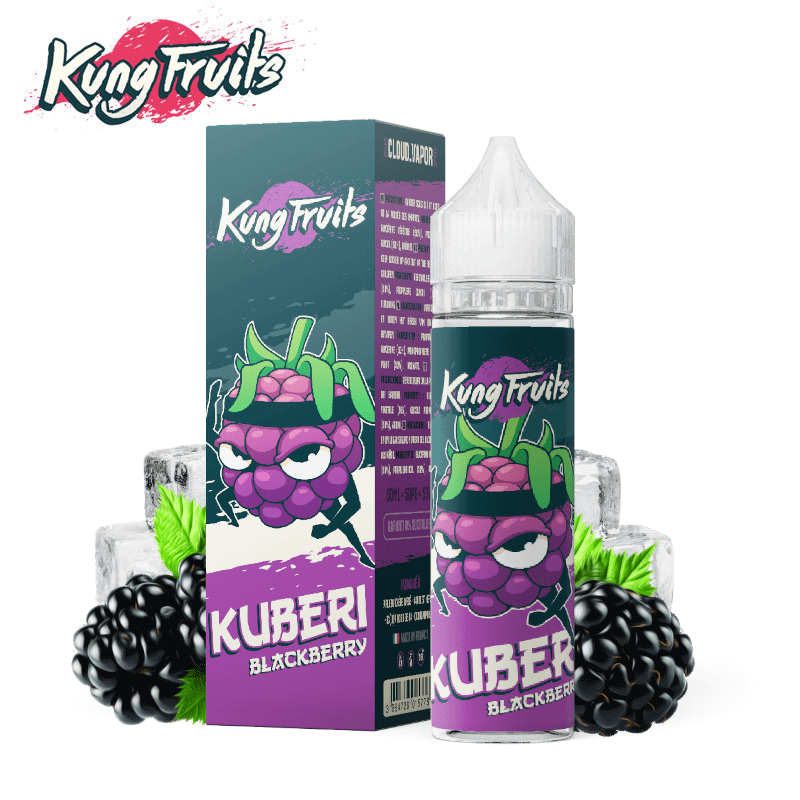 Kuberi Kung Fruits 50 ml