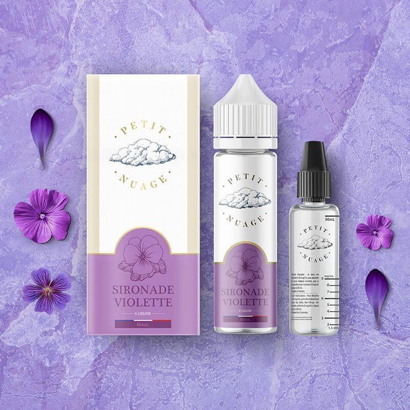 Sironade Violette Petit Nuage 60 ml