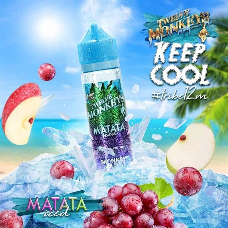 Iced Matata Twelve Monkeys