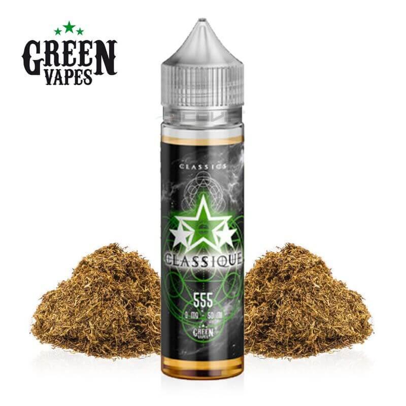 555 Green Vapes 50 ml