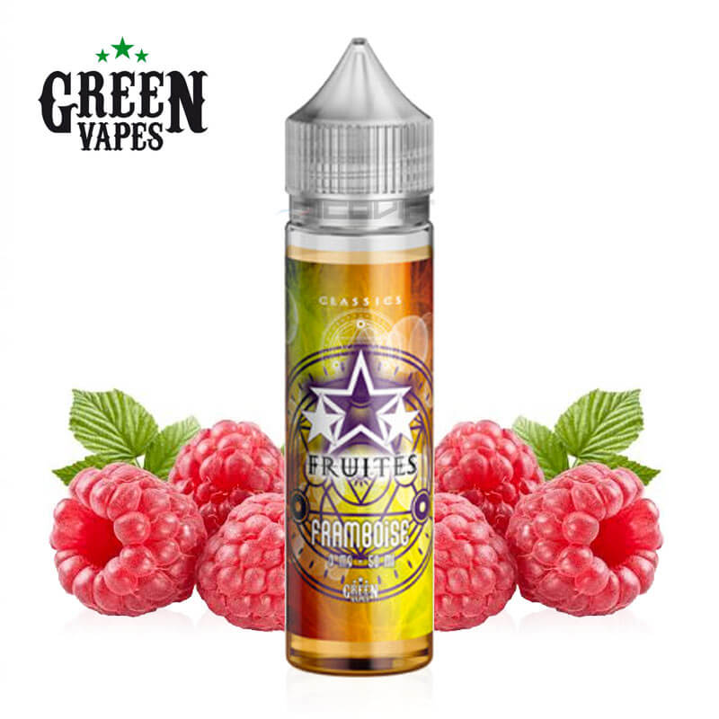Framboise Green Vapes 50 ml