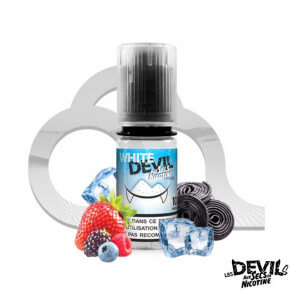 White Devil sels de nicotine AVAP