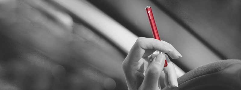 Cigarette electronique qui ressemble à une cigarette