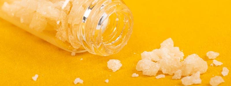 Façons de consommer cristaux CBD