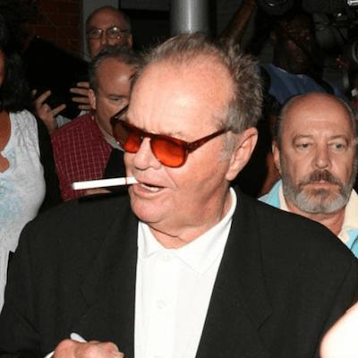 Jack Nicholson : la cigarette électronique pour préserver sa santé