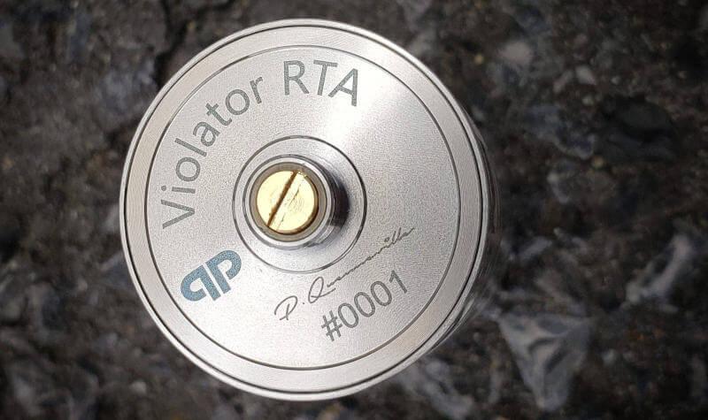 Base 510 Violator RTA 28mm QP Design