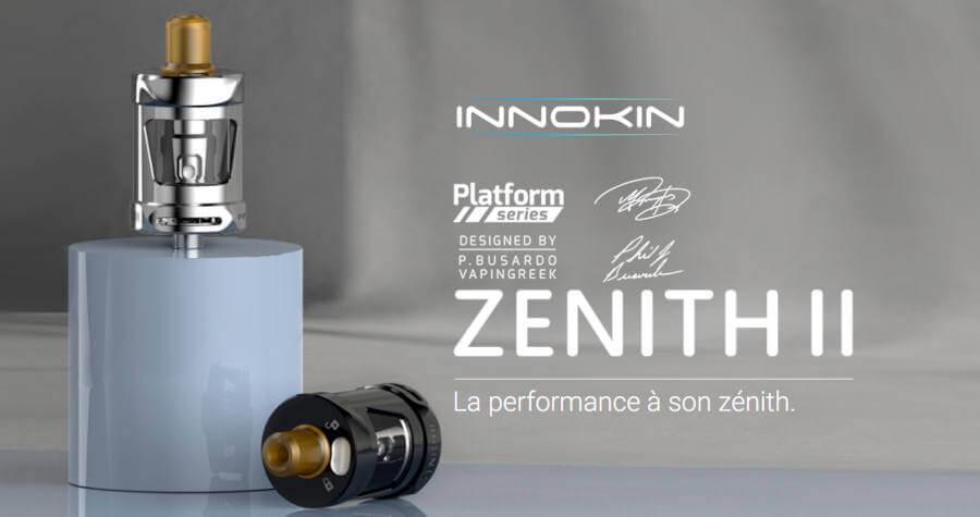 Zenith 2 innokin presentation