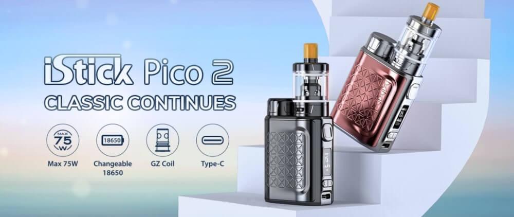 iStick Pico 2 Gzeno S Eleaf