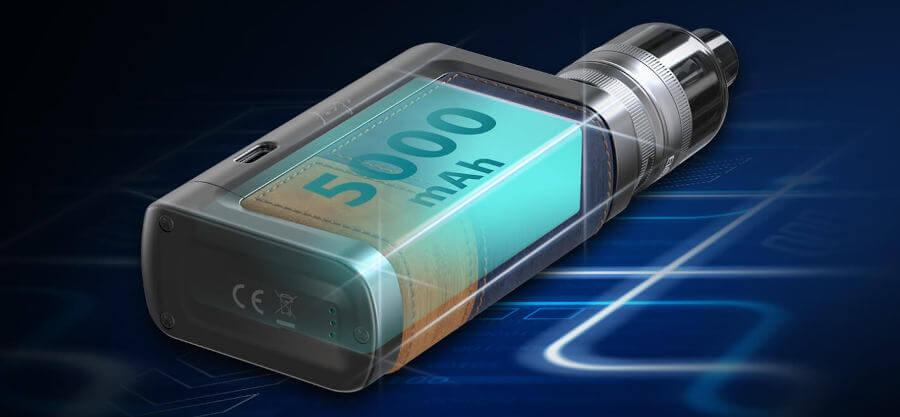 KIT ISTICK POWER 2 GTL TANK - ELEAF batterie 5000mAh