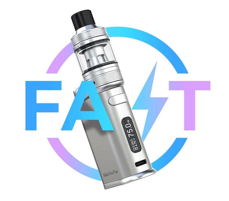 Eleaf iStick Pico Plus 75W Kit fast charge