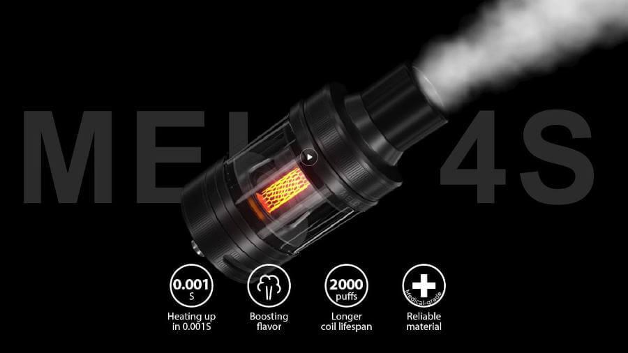 Eleaf iStick Pico Plus 75W Kit Melo S