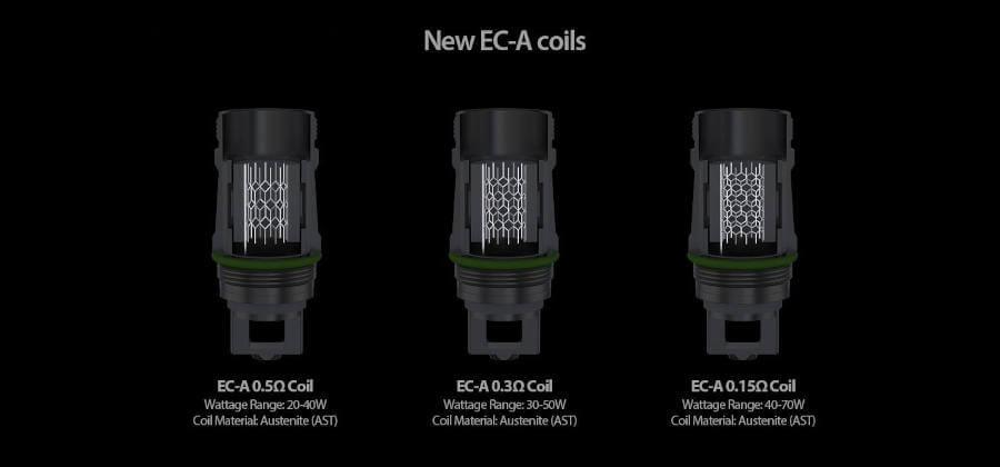 Eleaf iStick Pico Plus 75W Kit résistance