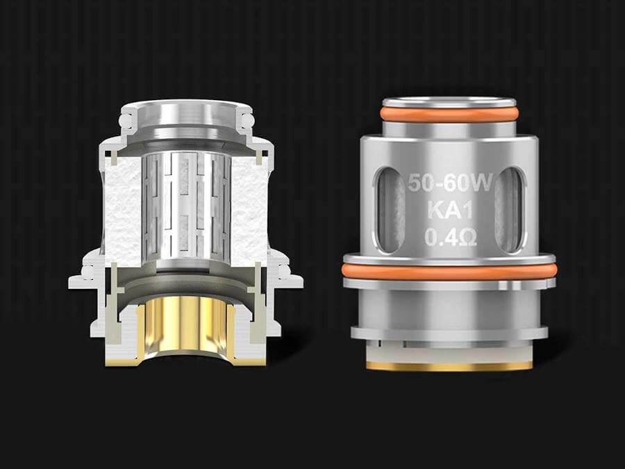 résistances Z subohm S100 kit