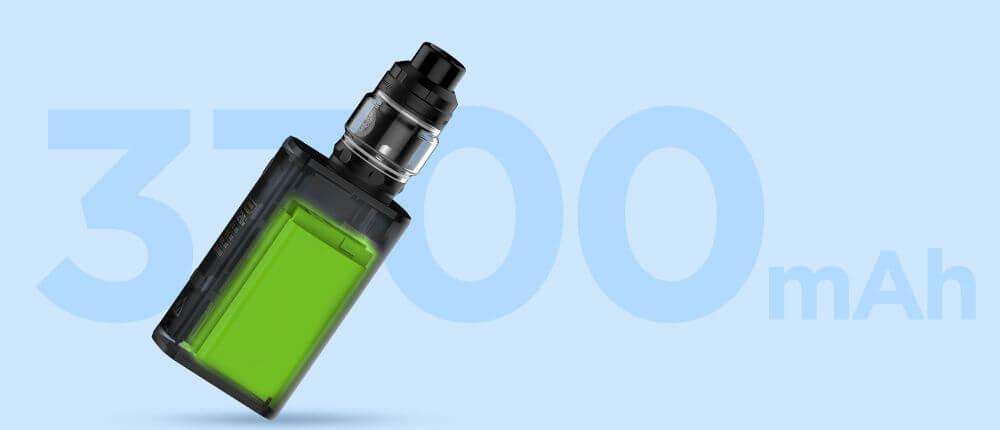 Kit Obelisk 120 FC 3700mAh GeekVape recharge