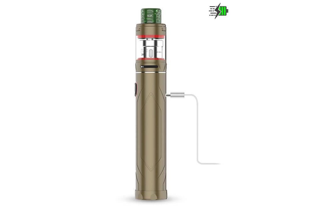rechargement usb cigarette électronique Plexar