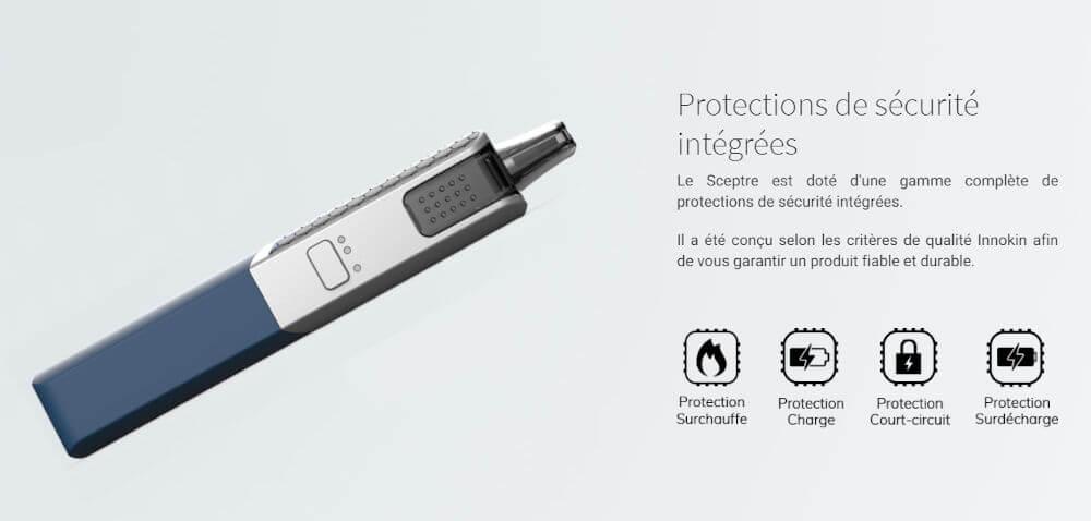 protections pod sceptre innokin