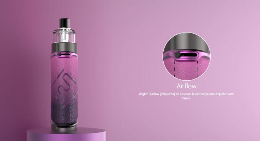 airflow sensis pod innokin