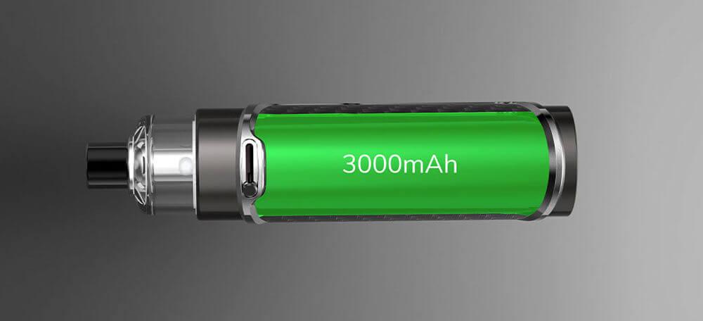 batterie intégrée pod Sensis Innokin
