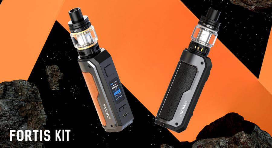 Kit Fortis 100W TFV18 Mini V2 Smok presentation