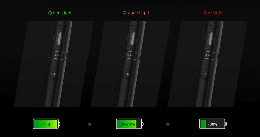 batterie Kit Stick R22 Smoktech