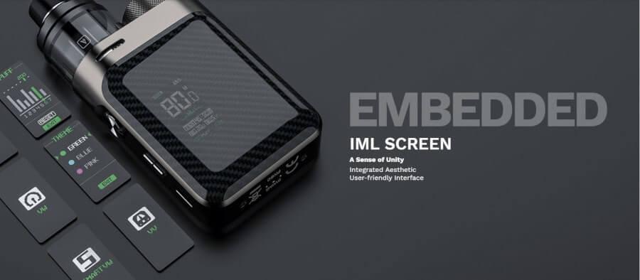ecran IML Vaporesso PX80