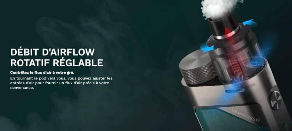 airflow kit swag px80