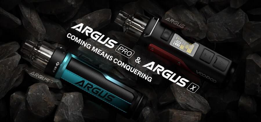 Kit Argus X et Argus Pro