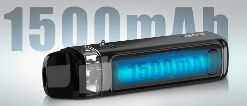 Kit Vinci II 50W 1500mAh Voopoo batterie