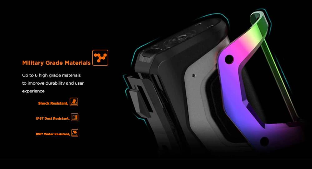 Box Aegis X 200 W waterproof ip67