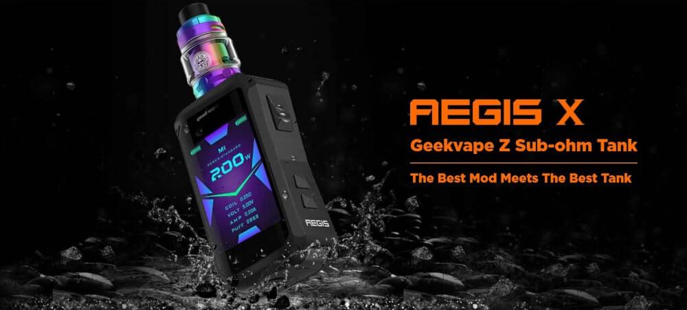 Box Aegis X 200 w kit