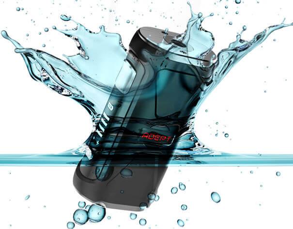 box adept waterproof