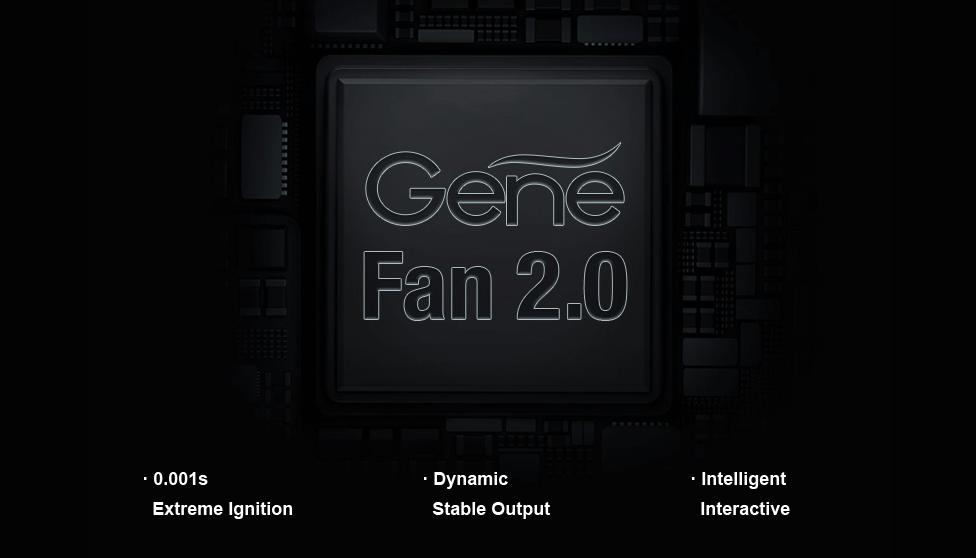 chipset gene fan 2.0 drag 3 Voopoo