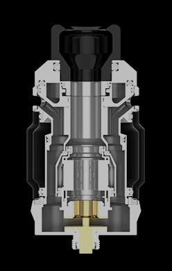Kit Aegis Max Geek Vape : airflow