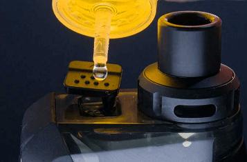 Kit pod Aegis Hero Geek Vape : réservoir