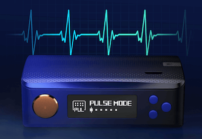 Box GEN Nano 80W Vaporesso mode Pulse