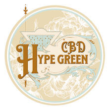 Logo CBD Hype Green