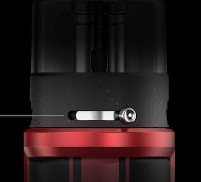 Kit Argus Pro Voopoo airflow