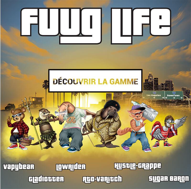 e-liquide fuug life