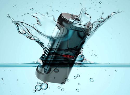 Kit Adept Zenith Innokin : e-cig waterproof