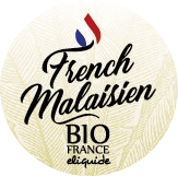French Malaisien e-liquides bio