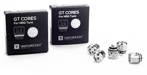 Résistances GT Core de Vaporesso