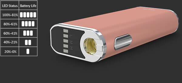 Batterie du kit iStick Trim Eleaf