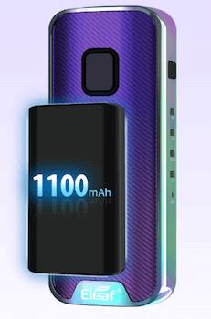 Kit iStick Amnis 2 Eleaf : batterie