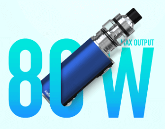 Kit iStick T80 Melo 4 D25 Eleaf box