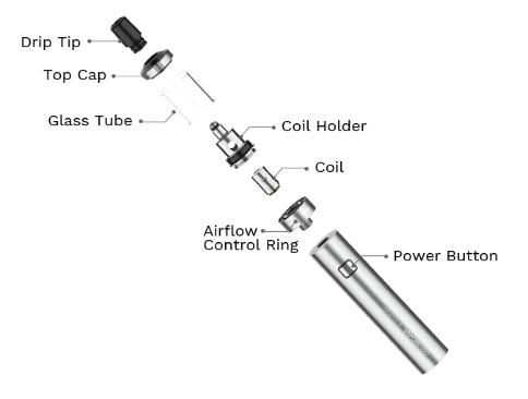 Kit VM Stick 18 Vaporesso