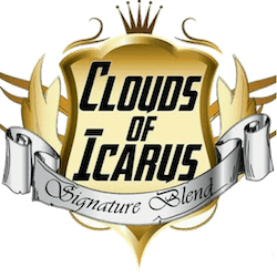 Logo Cloud of Icarus