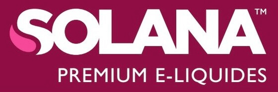 E-liquides Solana fabriqués en France