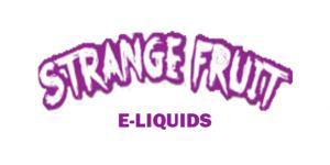Logo Strange Fruit e-liquides