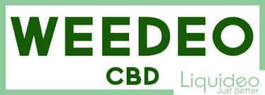 E-liquide Weedeo CBD par Liquideo