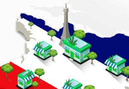 """La folie du """"cannabis légal"""" : des boutiques de CBD fleurissent à Paris"""